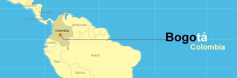 Day Stepping Into S America Bogota Riekotravels - Where is bogota