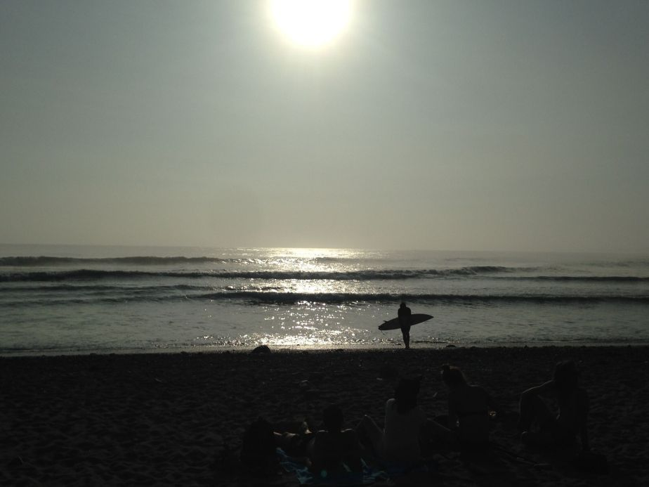 Huanchaco, Peru – Nothing to do but Surf