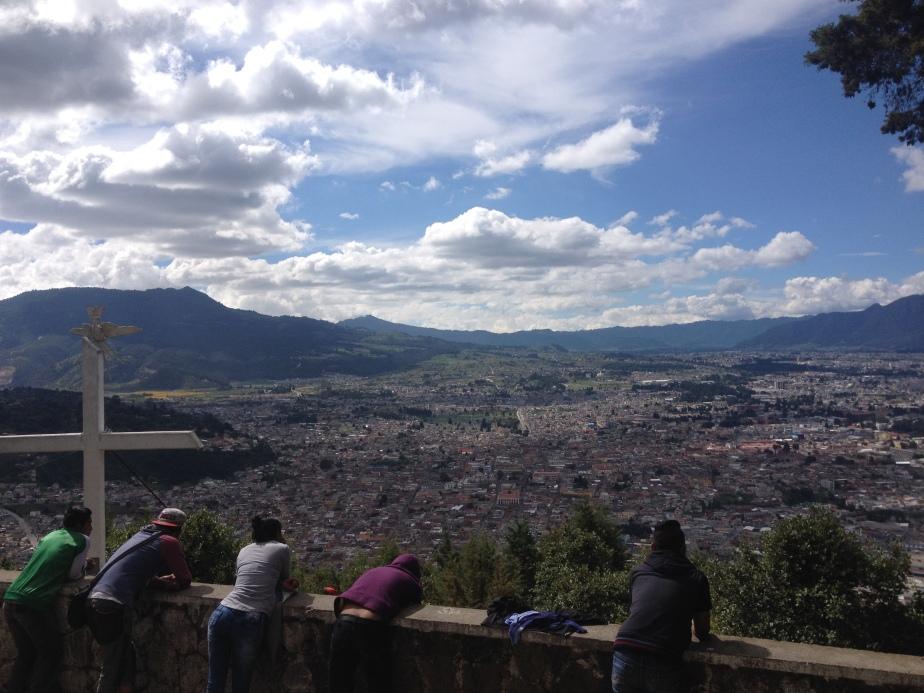 Xela, Guatemala – Finally learning someSpanish