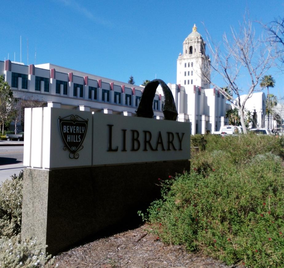 Wow! LA Libraries!