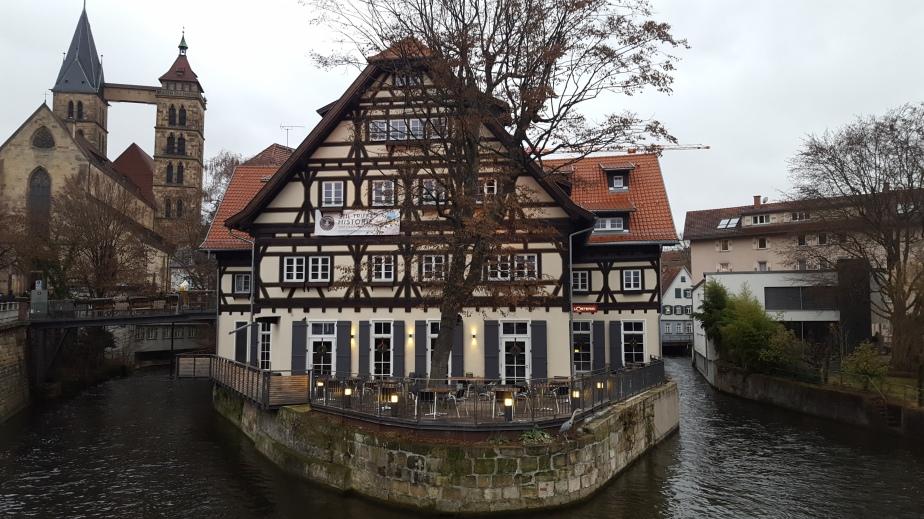 Stuttgart, Germany – Post1