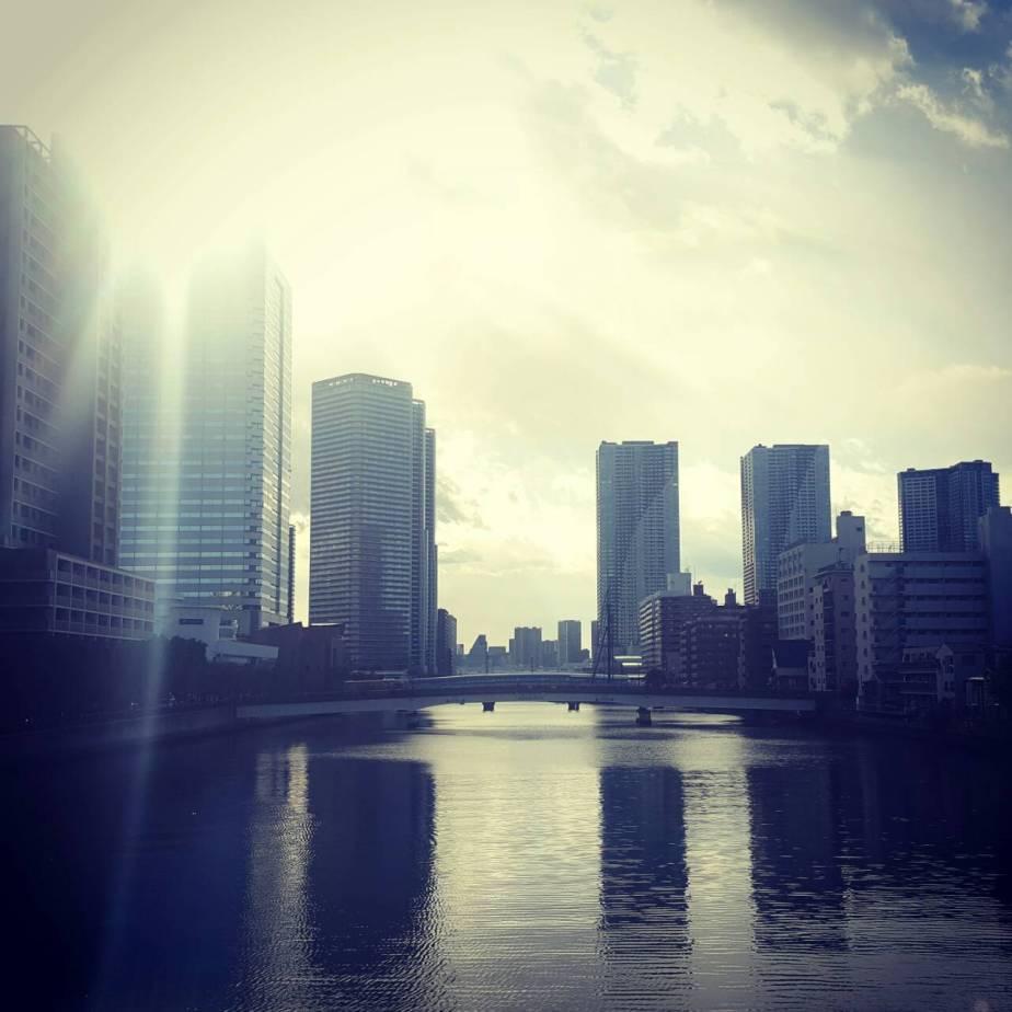 Tokyo Running –23k